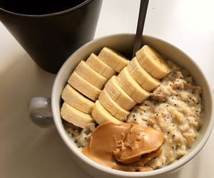 food and oatmeal image