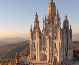 travel, spain, and city image