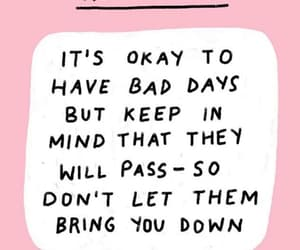 article, mental health, and bad days image