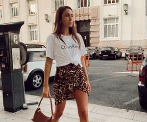 animal print, bag, and Calvin Klein image