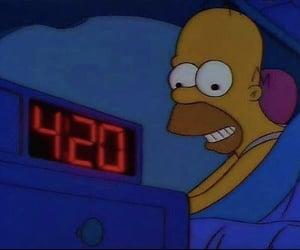 420, blunt, and enjoy image