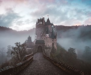 castle, fantasy, and aesthetic image