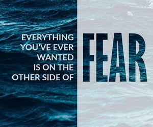 fear, follow, and like image