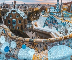 barcellona, cities, and places image