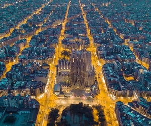 barcellona, cities, and view image