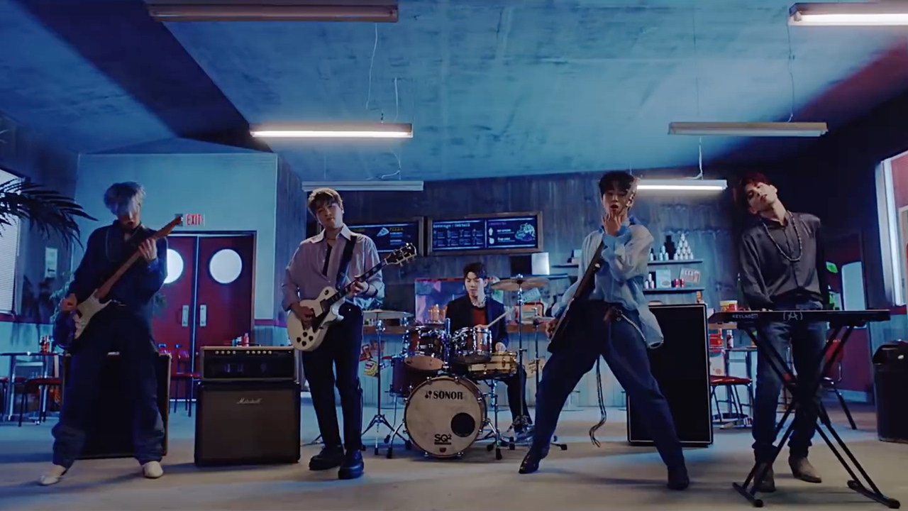 article, kpop, and sungjin image