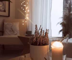cozy, decor, and decoration image