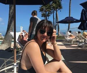 beach, summer, and florida image