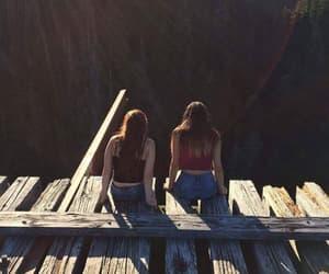bridge, summer, and vance creek image