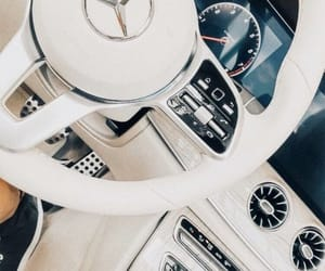 car, luxury, and white image