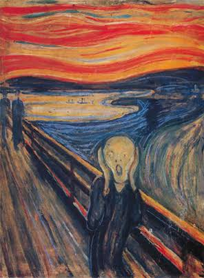 art, article, and edvard munch image