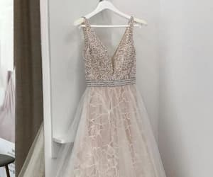 evening dresses, lace prom dresses, and prom dresses image
