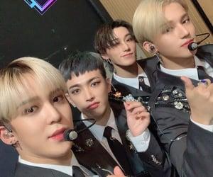 kpop, san, and jongho image