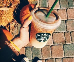 coffee, fall, and places image