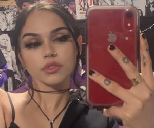 maggie lindemann, icon, and girl image