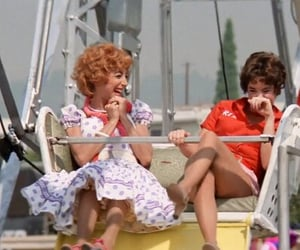 grease, 70s, and retro image