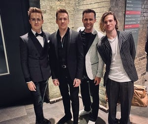 band, dougie poynter, and McFly image