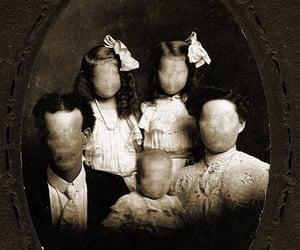 family, creepy, and horror image