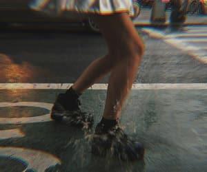 rain, girl, and aesthetic image