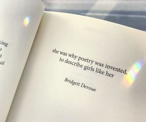 book, girls, and poem image