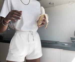 fashion, banana, and outfit image