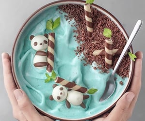 delicious, bowl, and food image