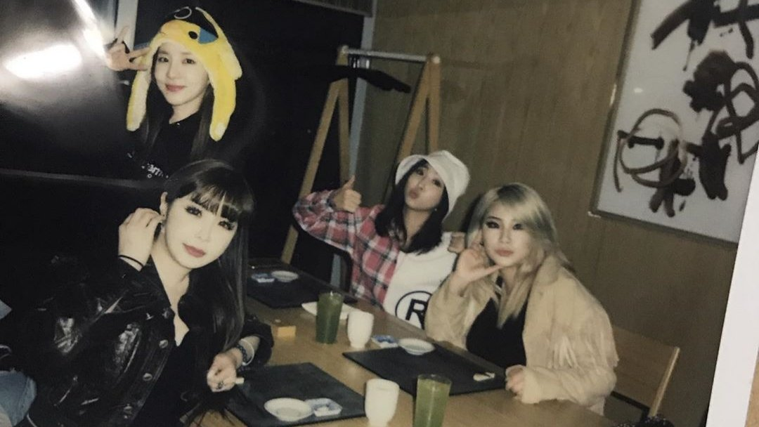 2ne1, dara, and kpop image
