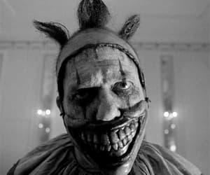 clown, gif, and americanhorrorstory image