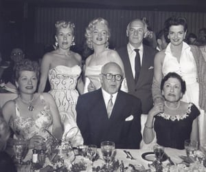 Lucille Ball and Marilyn Monroe image