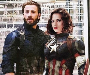 america, captain, and rogers image