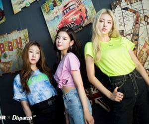 girl group, JYP, and chaeryeong image