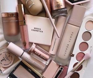 makeup, dior, and cosmetics image