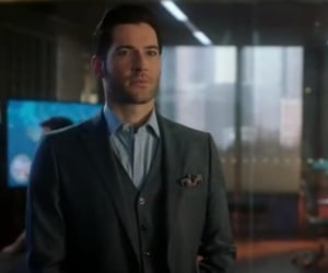 lucifer morningstar, detective, and gary image