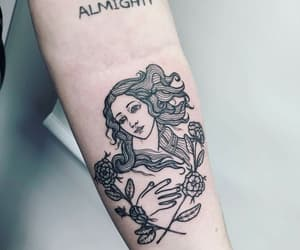 tattoo and beauty image