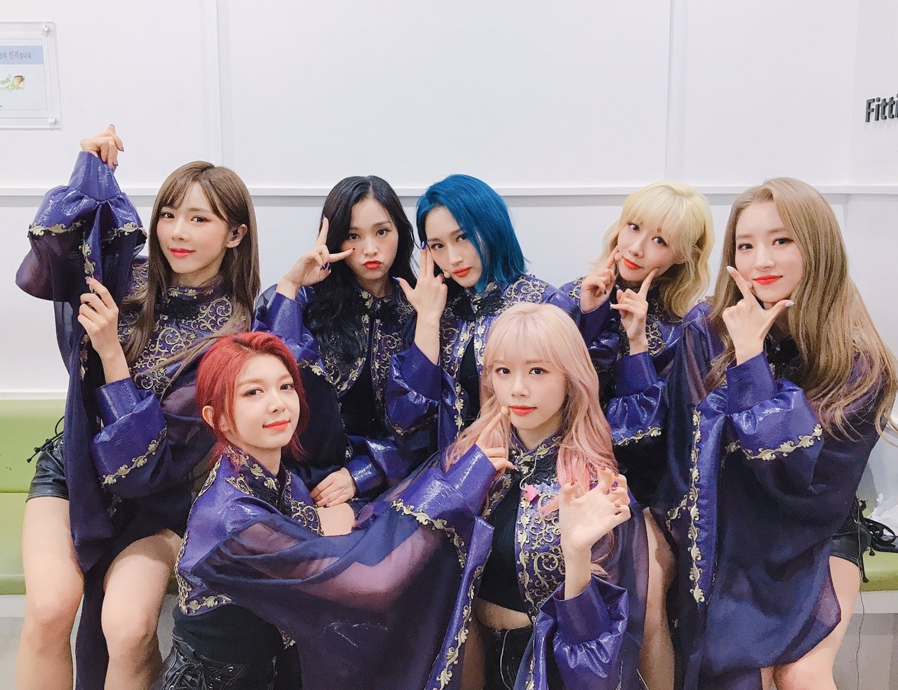 dreamcatcher, twitter update, and 드림캐쳐 image