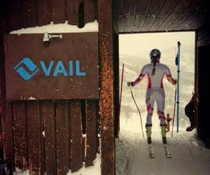 alpine, athlete, and athletes image