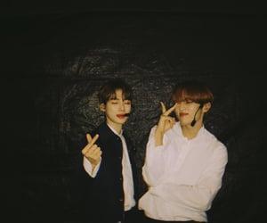 new, sunwoo, and choi chanhee image