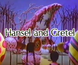 80s, hansel and gretel, and tim burton image