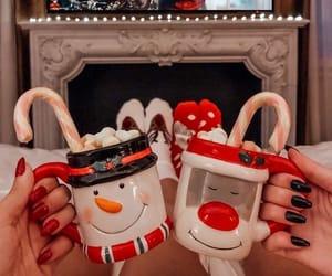 christmas, mugs, and home alone image