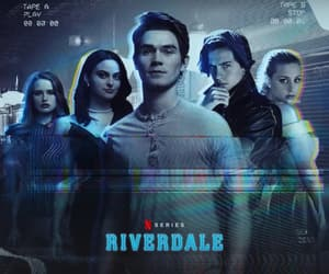 chilling, riverdale, and netflix image