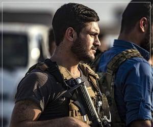 soldiers, rojava, and kurdishgenocide image