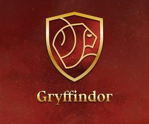 gryffindor, harrypotter, and hp image