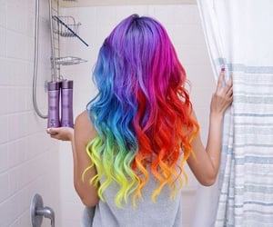beauty, hair, and inspiration image
