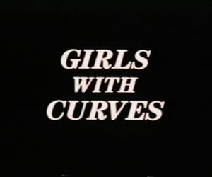 girl, curves, and quotes image