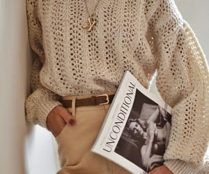 fashion, outfit, and magazine image