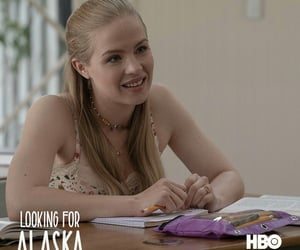 beauty, girl, and looking for alaska image