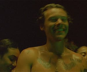 gif, man, and Harry Styles image