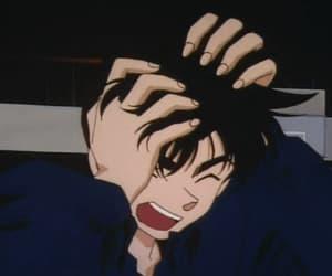 anime, gif, and detective conan image