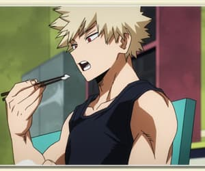anime, bnha, and bakugo image