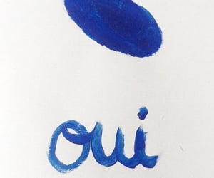 aesthetic, blue, and france image